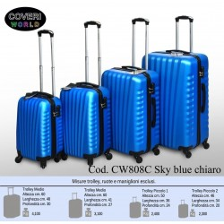 SET 4 PZ TROLLEY ART CW...