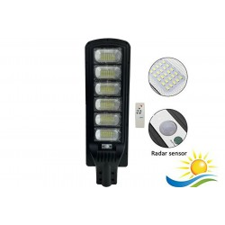 Lampione solare led 300w...